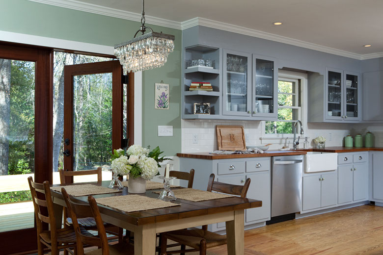 Balding Brothers Cottage Style Remodel