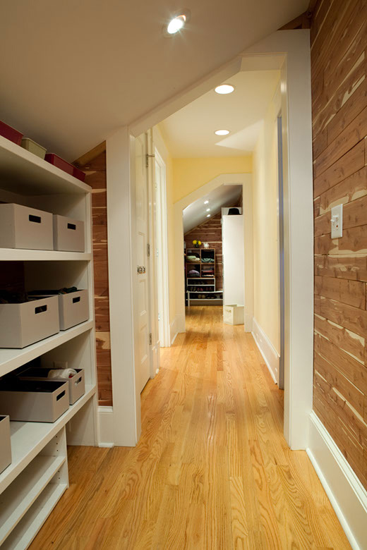 Bathroom Walk In Closets