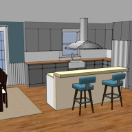 Design & Build Renderings - Balding Brothers