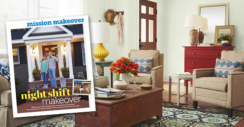 HGTV Magazine Article - Balding Brothers